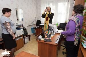 Освящение кабинета