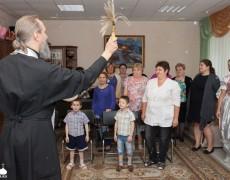 День знаний в Домодедовском социальном приюте