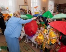 Воспитанники приюта посетили воскресную школу села Ям
