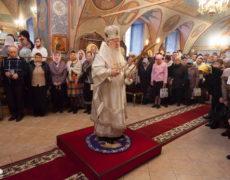 Великое освящение Смоленского храма села Константиново